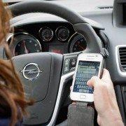 Responder a un SMS mientras conducimos
