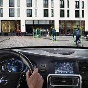 Volvo incorpora como equipamiento de serie un detector de ciclistas