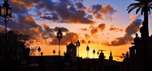 Estamos en Sevilla