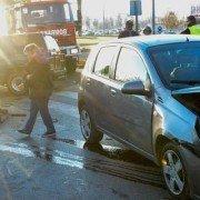 Qué hacer ante un accidente en una rotonda