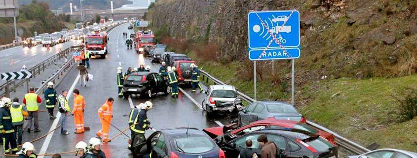 Problemas más comunes después de sufrir un accidente de tráfico