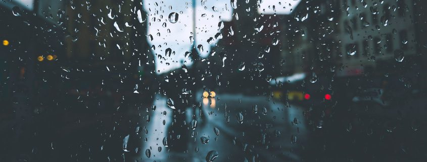 Recomendaciones para la conducción en días de lluvia