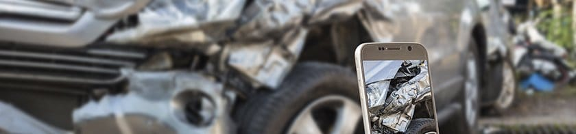 Reconstrucción de accidentes de tráfico en Castellón - Iteco Ingenieros