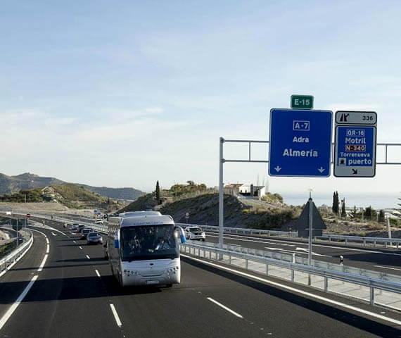 ITECO Ingenieros | Reconstrucción de accidentes de tráfico en Almería