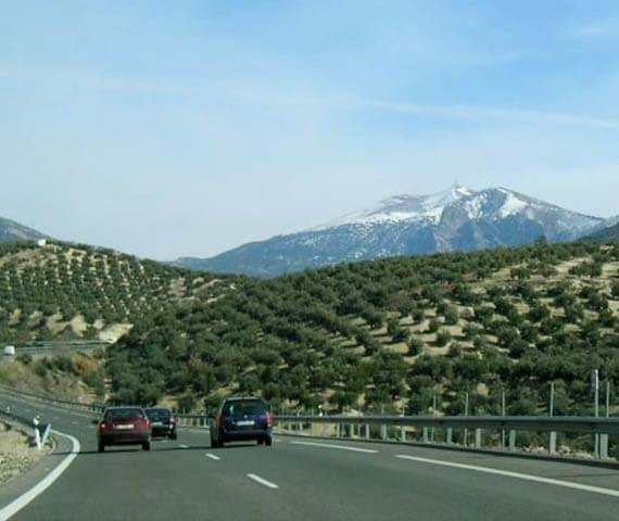 ITECO Ingenieros | Reconstrucción de accidentes de tráfico en Jaén